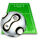 Ball Football Camp Emoticon