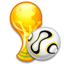 Trophy Ball Emoticon