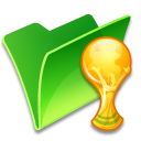 Folder Trophy Emoticon