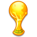 Comic Trophy Emoticon