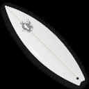 Surfboard 5 Emoticon