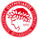 Olympiakos Piraeus Emoticon