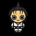 Judo Woman Emoticon