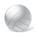 Volleyball Ball Emoticon