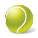 Tennis Ball Emoticon