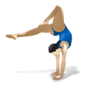 Gymnastics Emoticon