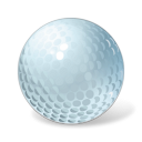 Golf Ball Emoticon