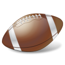 Football Ball Emoticon