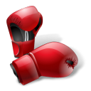 Boxing Gloves Emoticon