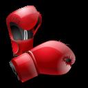 Boxing Gloves Emoticon
