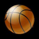 Basketball Ball Emoticon