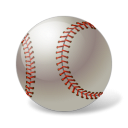 Baseball Ball Emoticon