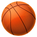 Basketball Emoticon