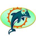Dolphins Emoticon