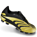 Soccer Shoe Emoticon