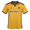 Wolverhampton Wanderers Home Emoticon