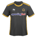 Wolverhampton Wanderers Away Emoticon