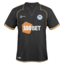 Wigan Athletic Away Emoticon