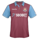 West Ham United Home Emoticon