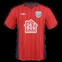 West Bromwich Albion Third Emoticon