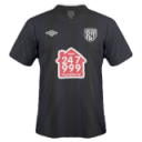 West Bromwich Albion Away Emoticon