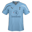 Tottenham Hotspur Away Emoticon