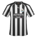 Newcastle United Home Emoticon