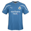 Newcastle United Away Emoticon