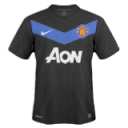 Manchester United Third Emoticon