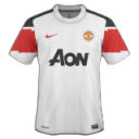 Manchester United Away Emoticon