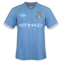 Manchester City Home Emoticon