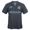 Manchester City Away Emoticon