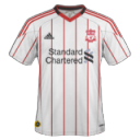 Liverpool Away Emoticon