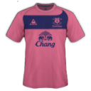 Everton Away Emoticon