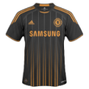 Chelsea Away Emoticon