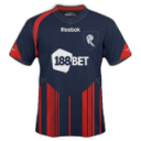 Bolton Wanderers Third Emoticon