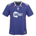 Bolton Wanderers Away Emoticon