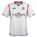 Blackburn Rovers Third Emoticon