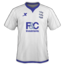 Birmingham City Away Emoticon