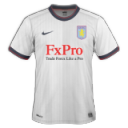 Aston Villa Third Emoticon