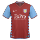 Aston Villa Home Emoticon