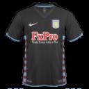 Aston Villa Away Emoticon