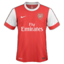 Arsenal Home Emoticon