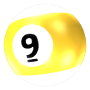 Ball 9 Emoticon