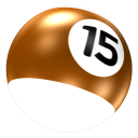 Ball 15 Emoticon