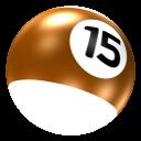 Ball 15 Emoticon