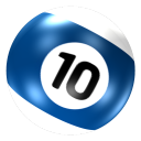 Ball 10 Emoticon