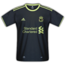 European Shirt 2010 2011 Emoticon