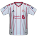 Away Shirt 2010 2011 Emoticon