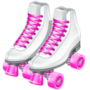 Roller Skates Emoticon